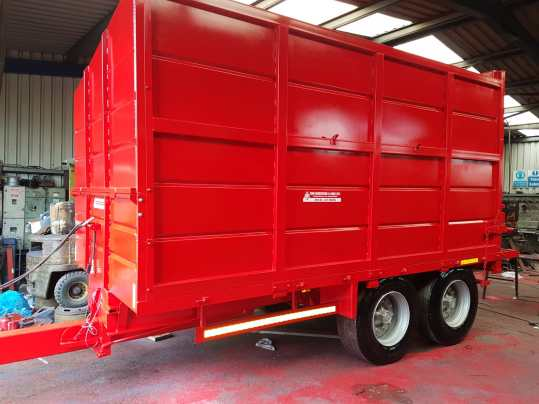Grain Trailer 20 foot